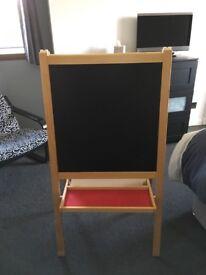 Blackboard/painting easel
