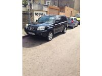 *#*#* NISSAN X-TRAIL 2006 FULLY LOADED LEATHERS & SAT NAV *#*#*
