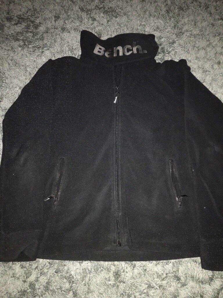 13964209d7c9 Bench funnel neck fleece