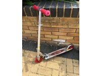 JD Bug 2 Wheel Scooter (Red)