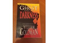 The Ghost and the darkness. Screenplay by William Goldman