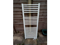 Towel Rail White