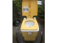 Thetford Porta Potti camping toilet for sale