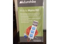 Eurohike Mobile Mains Kit