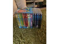 Family Guy Seasons 1 to 14 DVDs