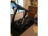 Reebok zr10 running machine treadmill