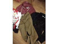 four men's items for only £10.00