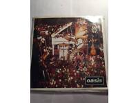 Oasis 1995 7 inch single- Don't look back in anger