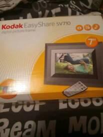Kodak mp3 photo frame