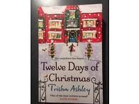 Paperback book: Trisha Ashley - Twelve Days of Christmas