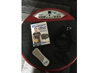 Vibropower disc+ Whole body Workout dvd