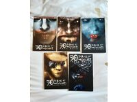30 Days of Night Graphic Novels 1 to 9 - Excellent Condition
