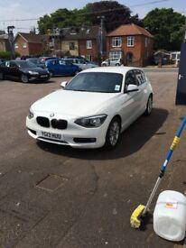 BMW 1 Series 1.6 116d EfficientDynamics 5dr 2013