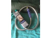 MIRA SHOWER HOSE (NAME MIRA LOGIC ) NEW AND UNUSED