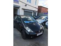 Automatic Honda Civic 1.3 petrol 5 doors hatchback 5 seater family car 2004 04 plate