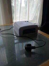 UV Nail Lamp (Dryer)