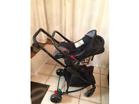 iCan Bee pushchair / car seat / buggy / travel system
