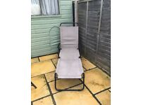 Two identical sun loungers for sale