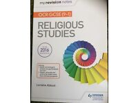OCR GCSE ((9-1) Religious Studies