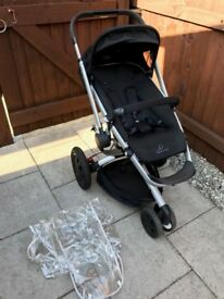 Quinny Buzz Pushchair - Black