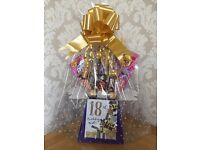 Sweet And chocolate bouquet! Perfect gift for allages £10