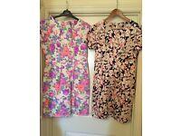 2 Maisy dresses size 12, both bnwt