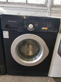Daewoo 6kg washing machine excellent working order free delivery and fitting