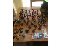 Skylanders Collection with 2 Skylanders Storage boxes
