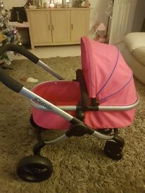 I candy dolls pram immaculate condition
