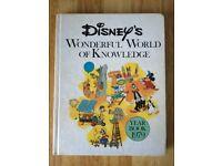 Disney's wonderful world of knowledge Vol 15 - 20