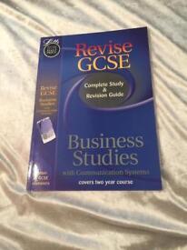 GCSE business studies book