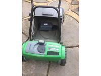 Gtech cm01 cordless lawnmower