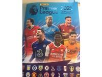 Panini premier league 2021 stickers