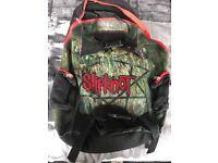 Slipknot Backpack BNWT