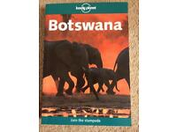 Botswana Lonely Planet Travel Guide