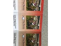 Ayr Horse Racing Tickets (Tennents Race Day)