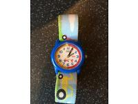 Child's Timex Indiglo watch