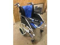 Lightweight wheelchair aluminium