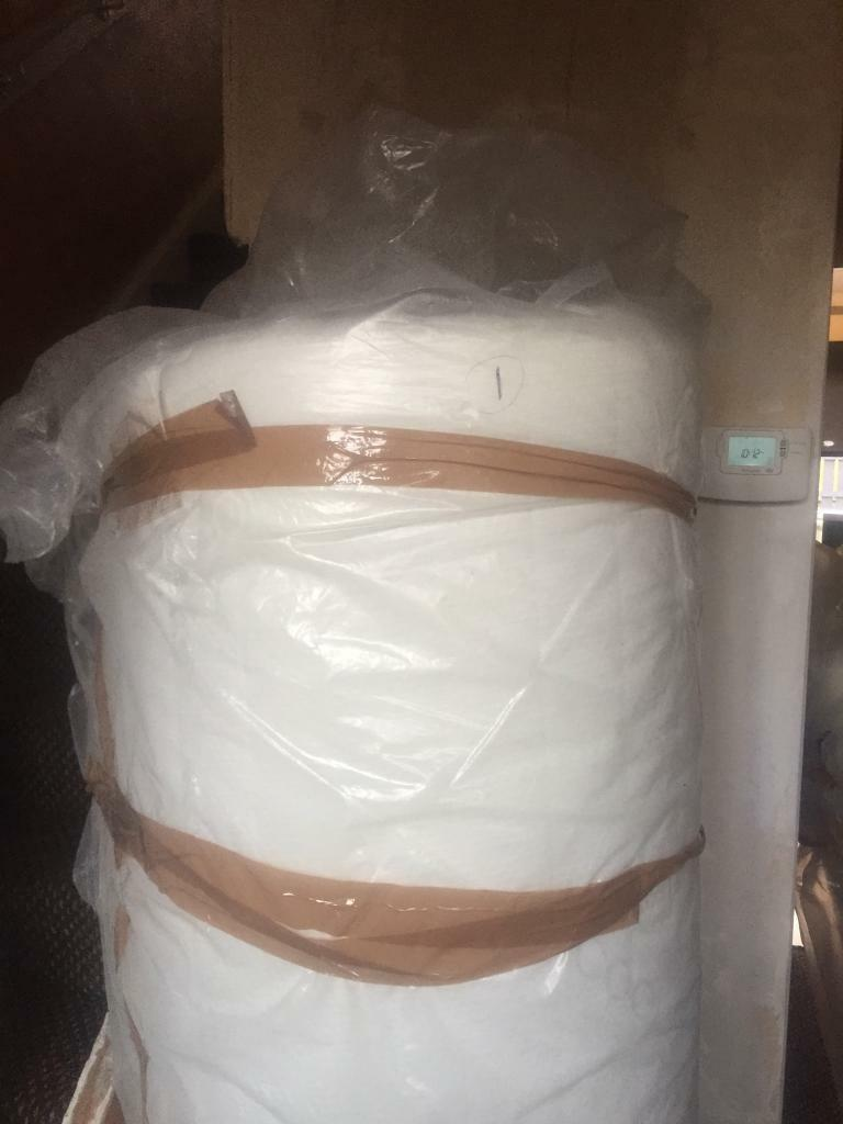 Brand new still in wrapping kingsize memory foam mattress