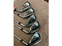 Callaway Edge Golf irons 6-9 + SW