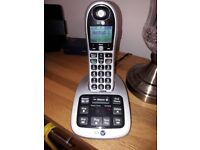 BT twin handset with answering machine