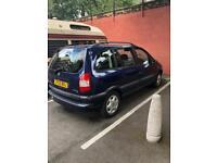 Vauxhall Zafira 1.8 12 months mot