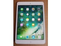 ipad Mini First Gen, 32GB, Silver, Excellent Condition