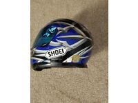 Shoei helmet size L immaculate condition