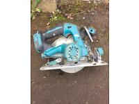 Makita 18v circular saw brushless