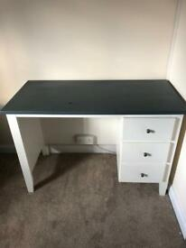 Dressing Table and Set of Drawers