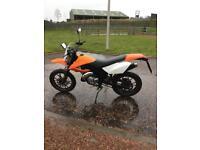 Motor Bike AJS JSM 50
