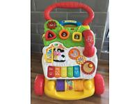 VTech Baby First Steps Walker