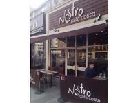 Barista - Coffee Shop Staff - Streatham
