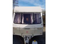1995 lunar 2 berth caravan